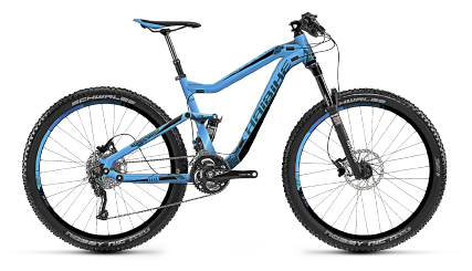 Mountainbike-Haibike